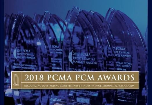 Private Capital Market Awards moved to October