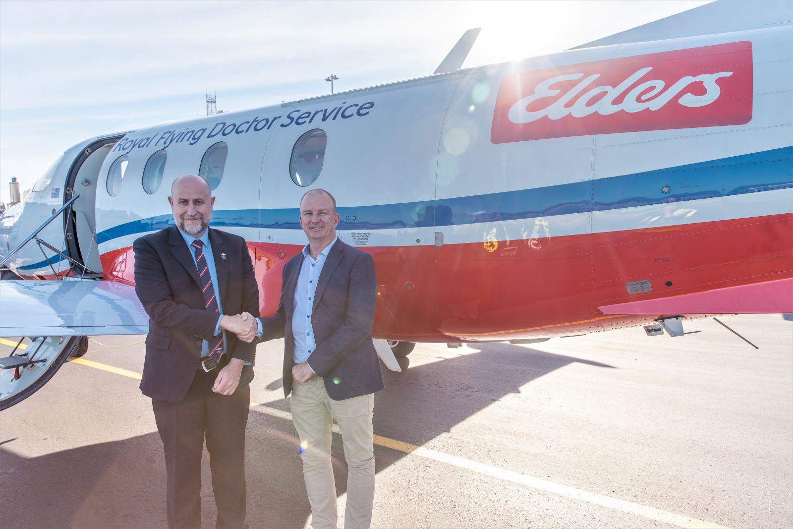 Elders Insurance supports flying doctors