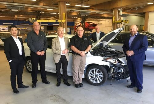 Suncorp donation to support tomorrow's technicians