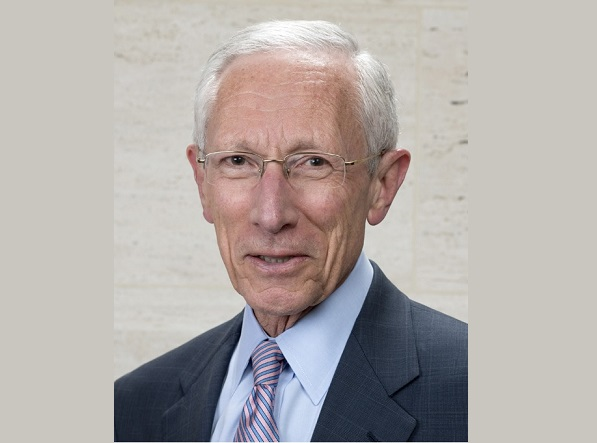 Vice Chair Stanley Fischer Is Stepping Down from the Fed