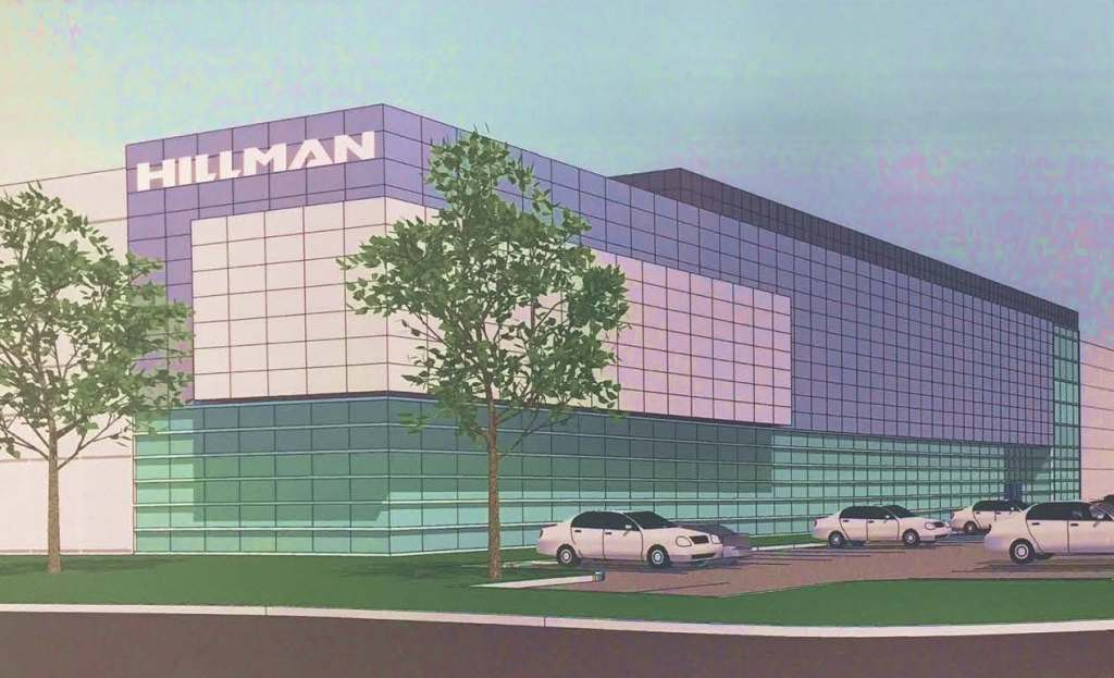 CHHMA member company Hillman Canada invests in state-of-the-art facility