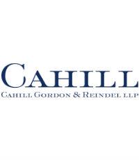 CAHILL GORDON & REINDEL