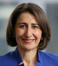 Gladys Berejiklian, NSW Premier