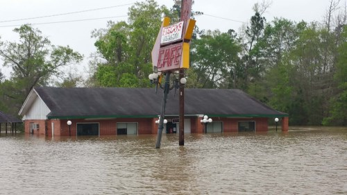 Historic Texas floods likely to take a hefty toll on NFIP