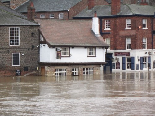 Home workers not left high and dry by Flood Re