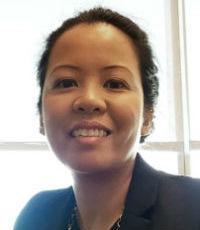 Liza Abad, Enterprise risk manager, Hess Corporation