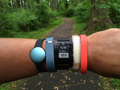 People unwilling to share data from their wearables