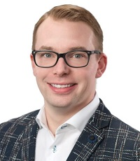 Adam Thomson, Account executive, Toole Peet & Co.