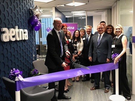 Global health benefits provider officially opens Canadian offices