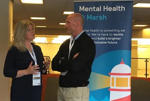 Marsh making huge steps on mental health