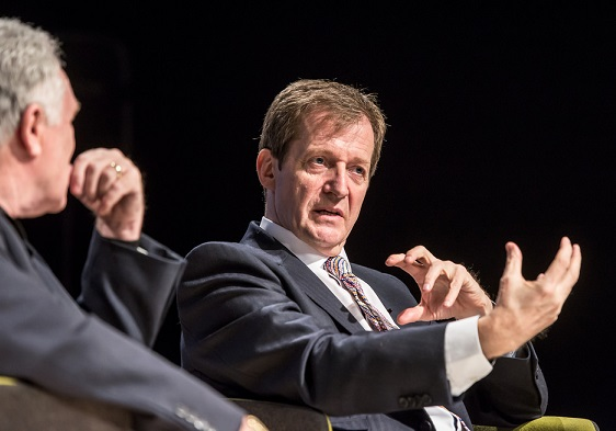Alastair Campbell: industry missing out on a certain type of candidate