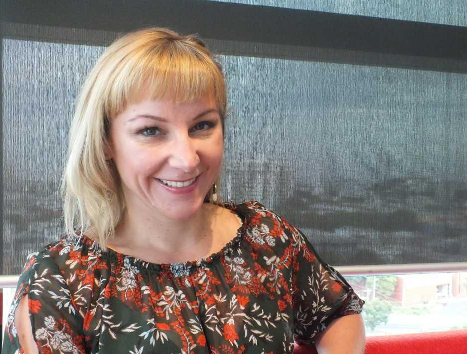 Alena Buckley, Talent acquisition manager, Mondelez International