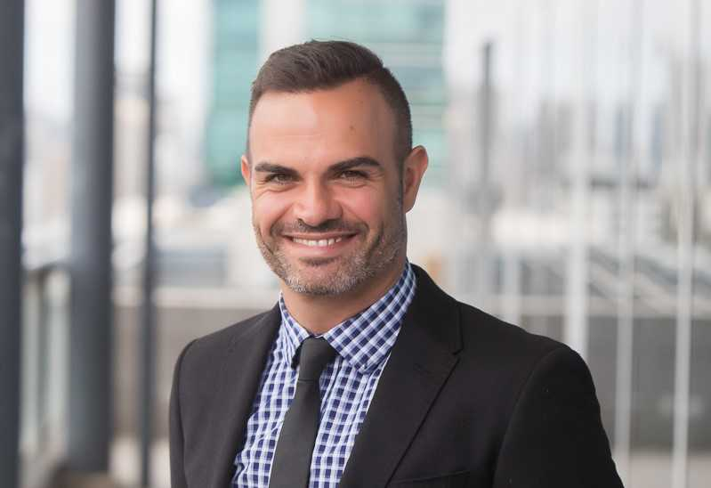 Alex Diab, General manager, HR, NSW Business Chamber
