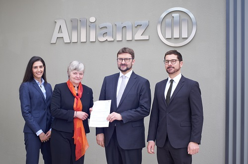 "Allianz: ""Our business is built on trust"""
