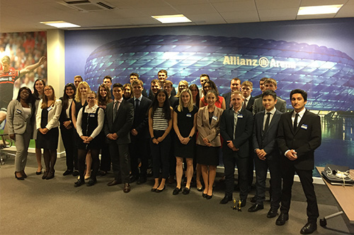 Thirty join Allianz UK