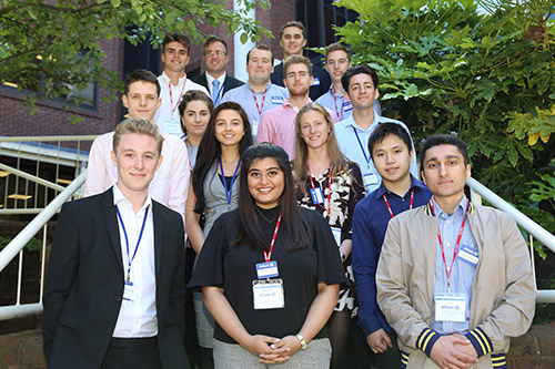 Allianz UK takes in 18 summer interns