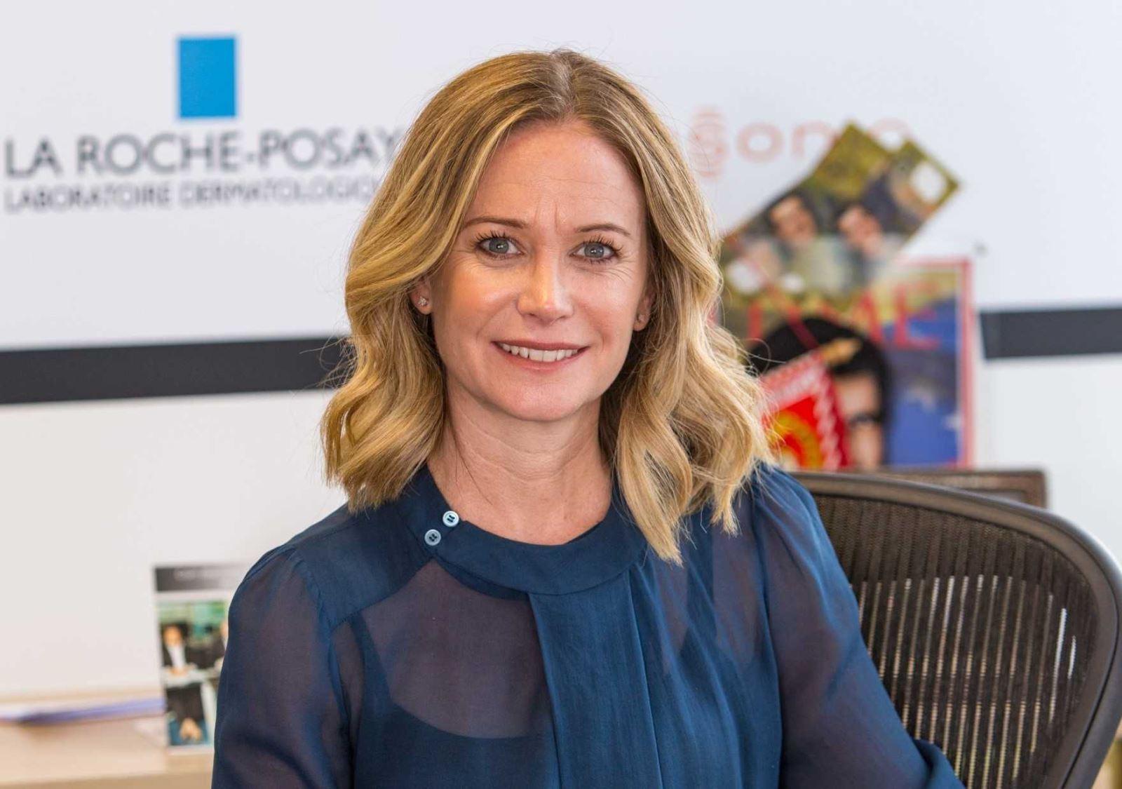 Amber Kristof, HR director, L'Oreal Group