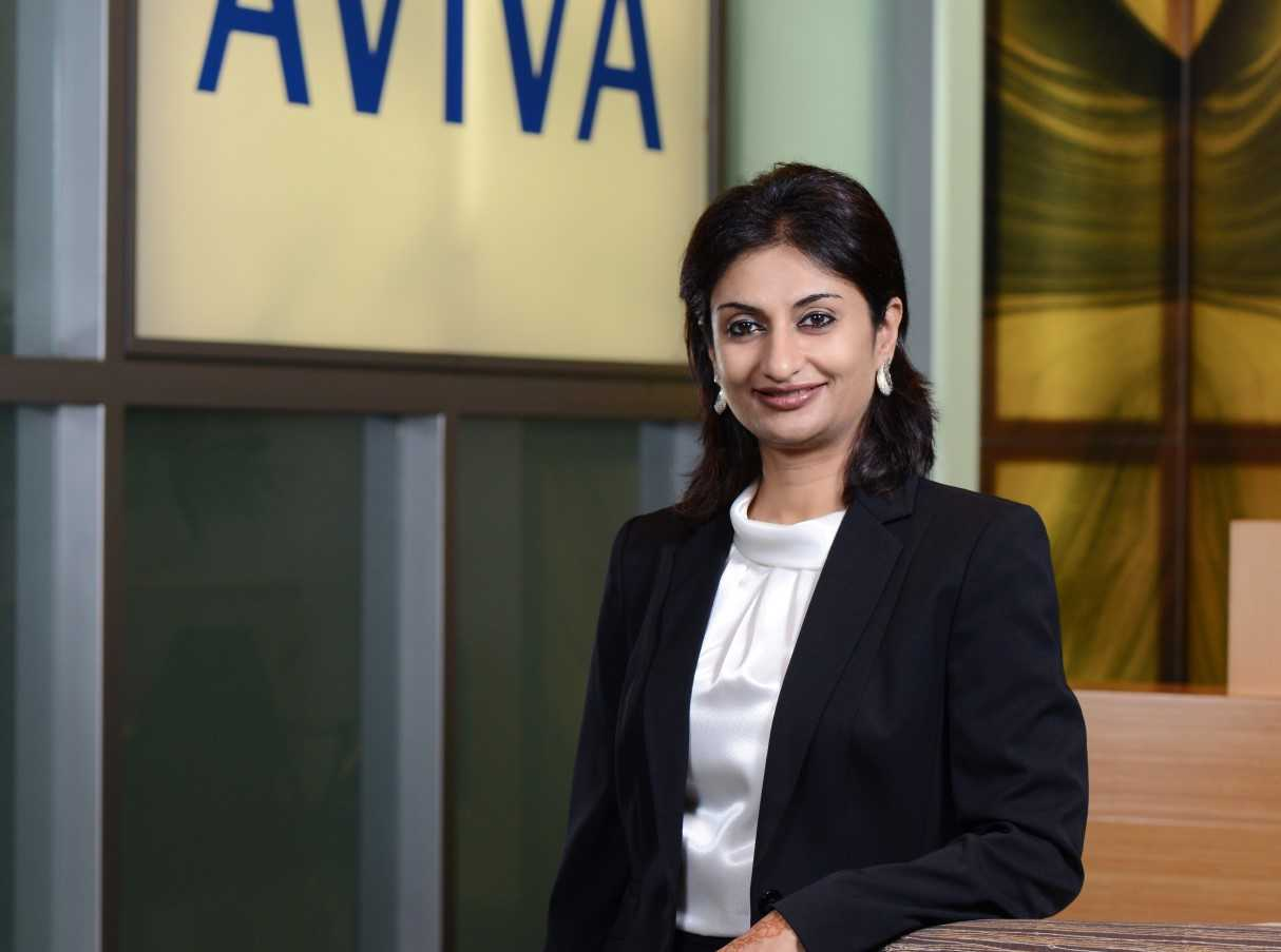 Anuradha Purbey, People Director, Southeast Asia – Aviva