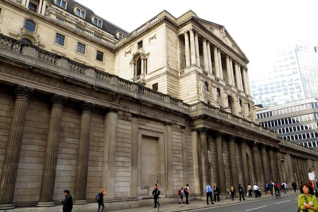 Bank of England interest rate decision is in