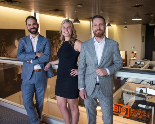 Billyard Insurance Group wins big with old-fashioned ideals