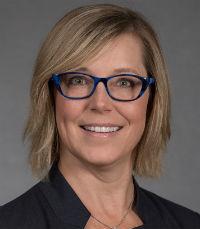 Bobbie Goldie, Senior vice president Chubb