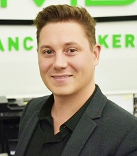 Brett Kanuka, Director of marketing, CMB Insurance Brokers