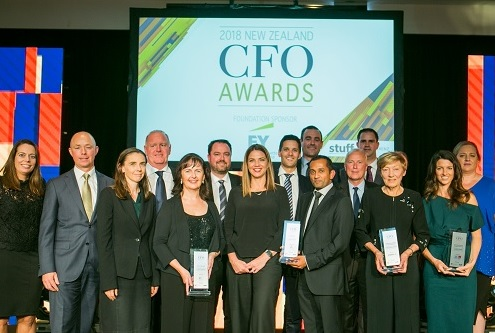 In a first, women take top accolades at 2018 CFO Awards