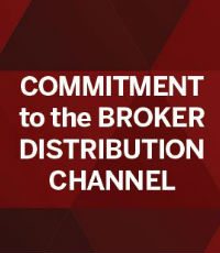 Commitment to the Broker Distribution Channel