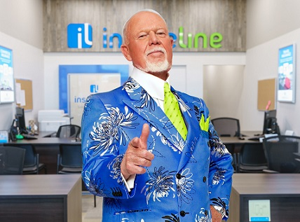 InsureLine signs Don Cherry to endorsement deal