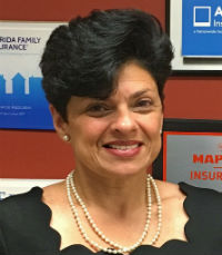 Dulce M. Suarez-Resnick, VPof underwriting, commercial & personal lines, NCF Insurance Associates