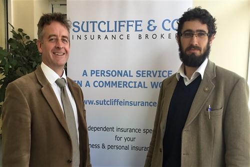 Sutcliffe & Co announces new recruit