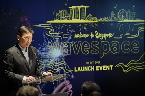EY launches Singapore innovation centre