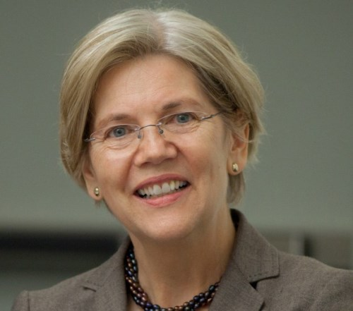 Elizabeth Warren pushes for even greater insurance requirements for Uber, Lyft