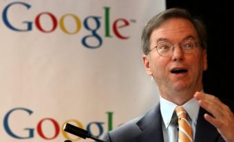 "Google exec guilty of ""manterruption"""
