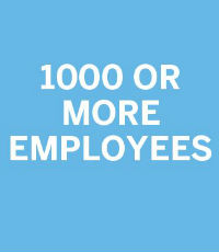 1,000 OR MORE EMPLOYEES