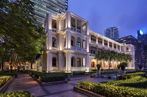 FWD acquires lease for historic Hong Kong hotel