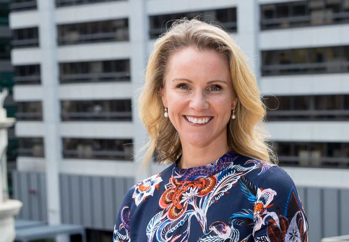 Fiona Crawford, General manager, HR, InfoTrack