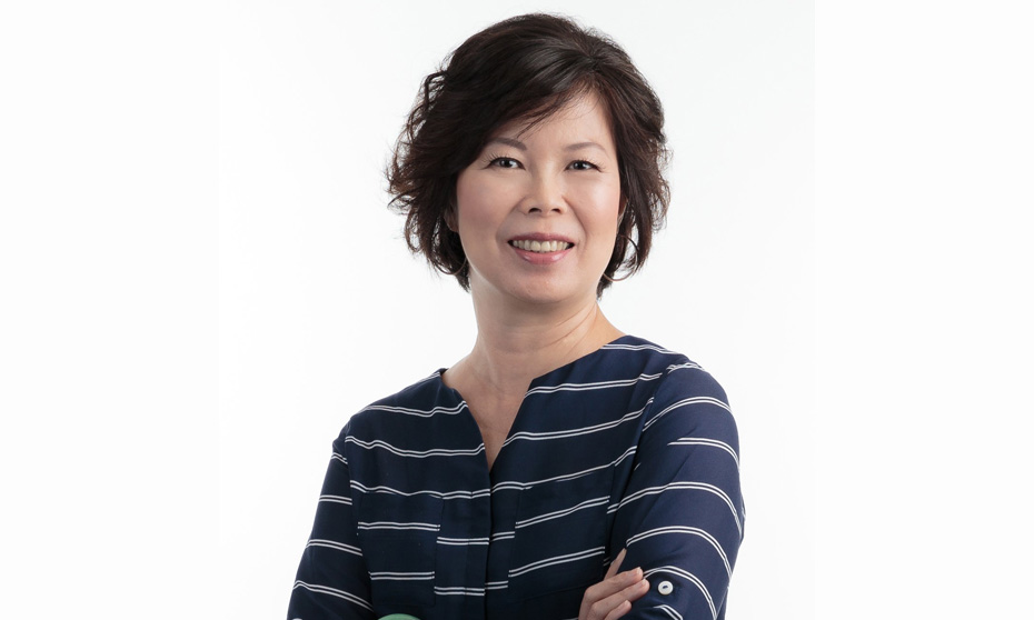Florence Chan, Senior vice president, HR, SingPost
