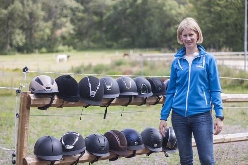 Insurer's test reveals protection gaps in equestrian helmet market