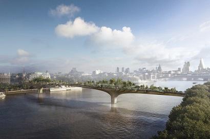 Insurance at centre of £52 million Garden Bridge project debate