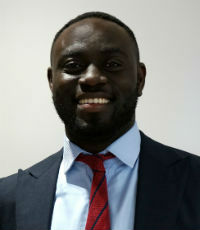 George Kwasi Winfull, Account Executive, Arthur J.Gallagher