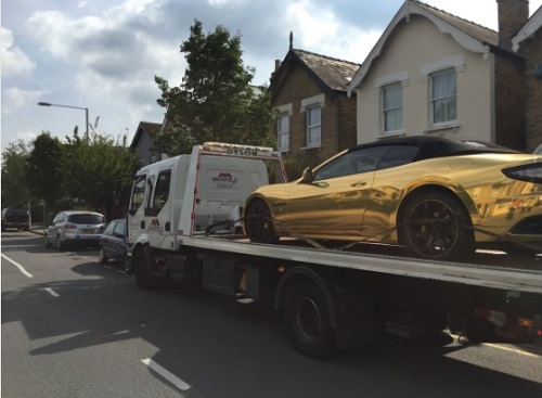 Student driver goes for gold but neglects insurance
