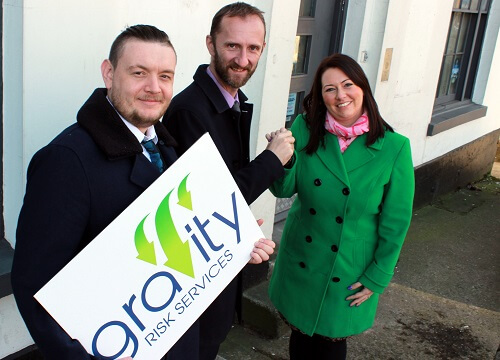 Gravity Risk Services moves to bigger premises amid expansion plans