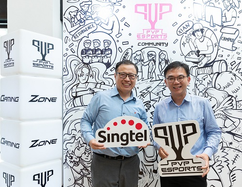 Great Eastern teams up with Singtel to support e-sports