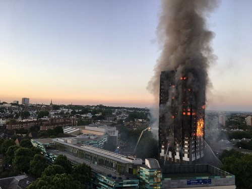 Huge insurance hikes expected on back of Grenfell tragedy