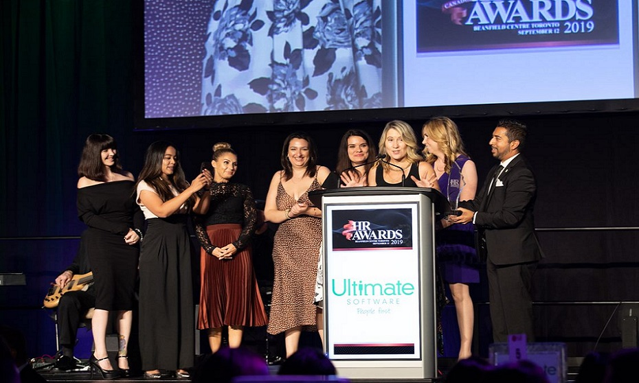 2019 Canadian HR Awards winners announced