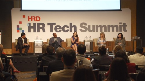 Full house at the HR Tech Summit
