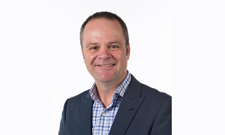 Gwilym Davies, Head of people performance and culture, Brisbane Airport Corporation