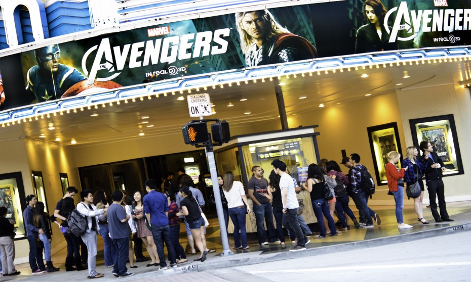 Staff punished for skipping work to watch Avengers