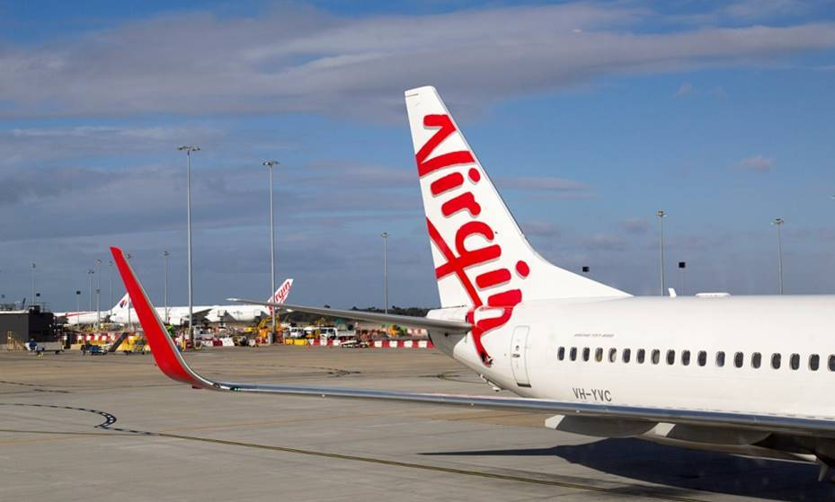 Sky's the limit: HR at Virgin Australia